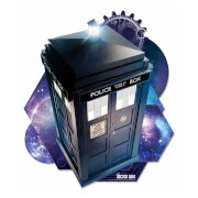 Tardis Time And Relative Dimension In Space Carboard Cut Out