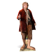 The Hobbit - Bilbo Baggins Lifesize Cardboard Cut Out