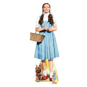 The Wizard of Oz - Dorothy Yellow Brick Road Lifesize Cardboard Cut Out