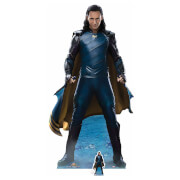Thor Ragnarok - Loki Lifesize Cardboard Cut Out