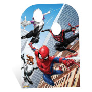 Spider-Man Web Warriors Stand-In Child Size Cardboard Cut Out
