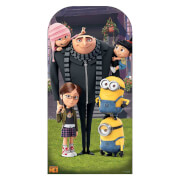 Despicable Me Adult and Child Size Stand-In Cardboard Cut Out