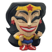 Cryptozoic DC Comics Teekeez Vinyl Figure Series 1 Wonder Woman 8 cm