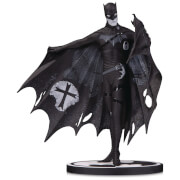DC Collectibles Batman Black & White Statue Batman by Gerard Way 20cm