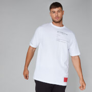 Myprotein Co-Ordinate T-Shirt - White - M