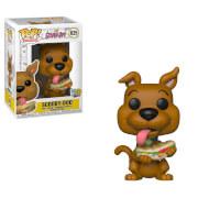 Scooby Doo - Scooby Doo w/ Sandwich Animation Pop! Vinyl Figure