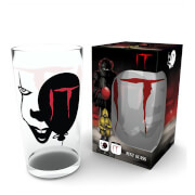IT Pennywise Face Pint Glass