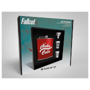 Fallout Hip Flask Set