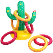 Sunnylife Inflatable Cactus Ring Toss Game