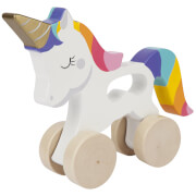 Sunnylife Unicorn Push 'n' Pull Toy