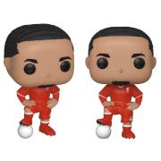 Figurine Pop! Virgil Van Dijk - Football - UFC