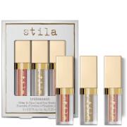 Stila Iridescent Glitter & Glow Duo Chrome Liquid Eyeshadow Set фото