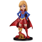 Figurine Supergirl en PVC par Chrissie Zullo (17 cm), DC Artists Alley – DC Collectibles
