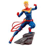 Kotobukiya Marvel Universe Avengers Series ARTFX+ PVC Statue 1/10 Captain Marvel 17 cm