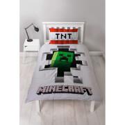 Minecraft Dynamite Duvet Set