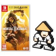 Mortal Kombat 11 + Pixel Pals Lamp - Raiden