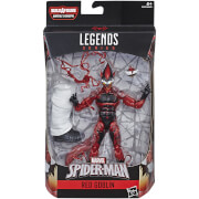 Hasbro Marvel Legends Series Spider-Man 6 Inch Red Goblin Figure