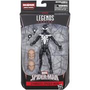 Hasbro Marvel Legends Series Spider-Man 6 Inch Symbiote Spider-Man Figure