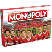 Image of Monopoly Board Game - Liverpool F.C Edition