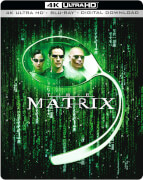 The Matrix - 4K Ultra HD Zavvi Exclusieve Steelbook (Inclusief Blu-ray)