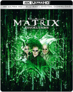 Matrix Revolutions - 4K Ultra HD Zavvi Exklusives Steelbook (Inkl. Blu-ray)