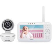 Vtech Safe & Sound 5  Pan and Tilt Video Baby Monitor - VM5261