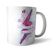 Harry Potter Love Leaves Its Own Mark Mug