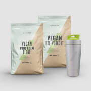 Pack performance vegan - Lemon Tea - Unflavoured