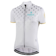 Bianchi Isca Women's Short Sleeve Jersey - L - White