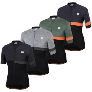 Sportful Giara Jersey - XL - Black