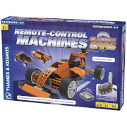 Thames & Kosmos Remote-Control Machines: Custom Cars