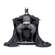 DC Collectibles Batman Black & White Statue Batman by Marc Silvestri 15 cm