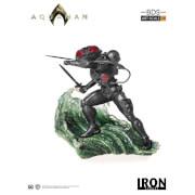 Iron Studios Aquaman BDS Art Scale Statue 1/10 Black Manta 20 cm