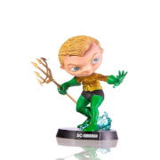 Iron Studios DC Comics Mini Co. PVC Figure Aquaman 12 cm