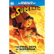 DC Comics: Superman - The Final Days of Superman Graphic Novel (Hardback)