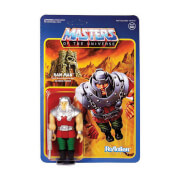 Super7 Masters of the Universe ReAction Action Figure Wave 4 Ram Man 10 cm