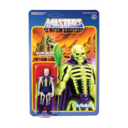 Figurine articulée Super7 Masters of the Universe ReAction Wave 4 – Scare Glow – 10 cm