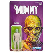 Figurine articulée Super7 Universal Monsters ReAction – La Momie – 10cm