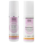 Mio Skincare Skin Tight and Boob Tube+ Travel Size Duo (Worth $33.00)