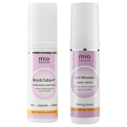 Mio Skincare Get Waisted and Boob Tube+ Travel Size Duo (Worth £18.00)