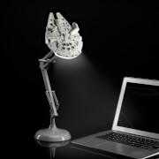 Lampe de bureau Faucon Millennium - Star Wars