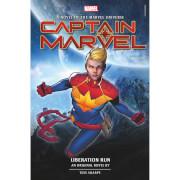 Captain Marvel: Liberation Run: An Original Novel par Tess Sharpe (relié)