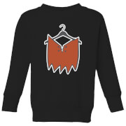 The flintstones barney shirt kids sweatshirt black 3 4 ans noir