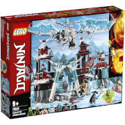 LEGO NINJAGO: Castle of the Forsaken Emperor Toy (70678)