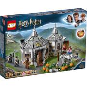 LEGO Harry Potter: Hagrids Hut Buckbeaks Rescue (75947)