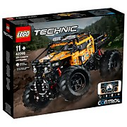 LEGO Technic: Control+ 4x4 X-treme Off-Roader Truck Set (42099)