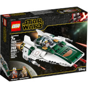 LEGO Star Wars: Resistance A-Wing Starfighter