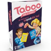 Hasbro Taboo Kids vs. Parents Family Board Game