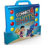 Image of Hasbro Connect 4 Shot Board Game