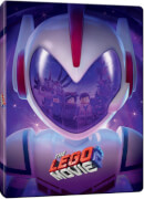 The LEGO Movie 2 3D (Inkl. 2D Version) Zavvi Exklusives Limited Edition Steelbook